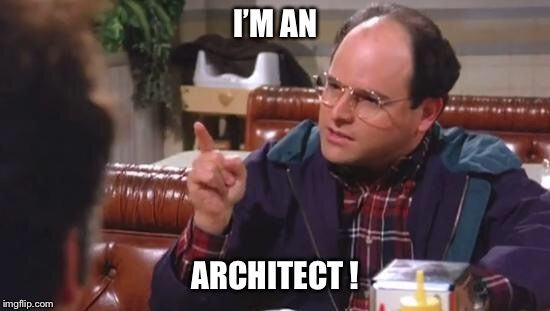 George Costanza: Information Architect?